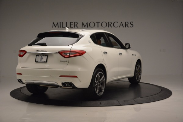 New 2017 Maserati Levante S Q4 for sale Sold at Maserati of Greenwich in Greenwich CT 06830 7