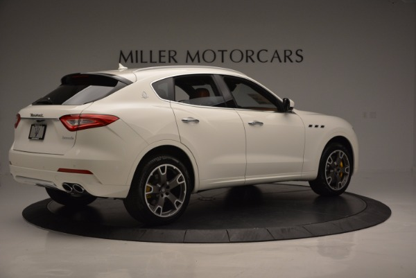 New 2017 Maserati Levante S Q4 for sale Sold at Maserati of Greenwich in Greenwich CT 06830 8