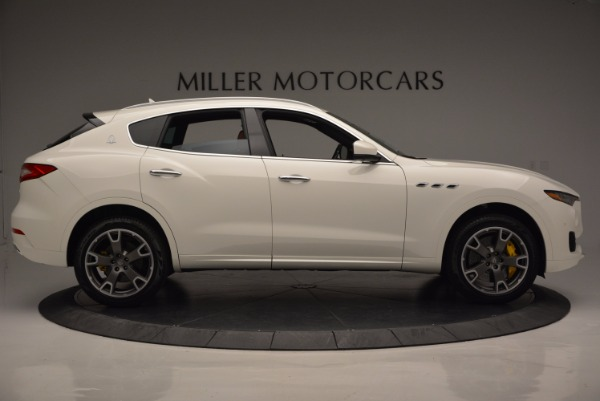 New 2017 Maserati Levante S Q4 for sale Sold at Maserati of Greenwich in Greenwich CT 06830 9