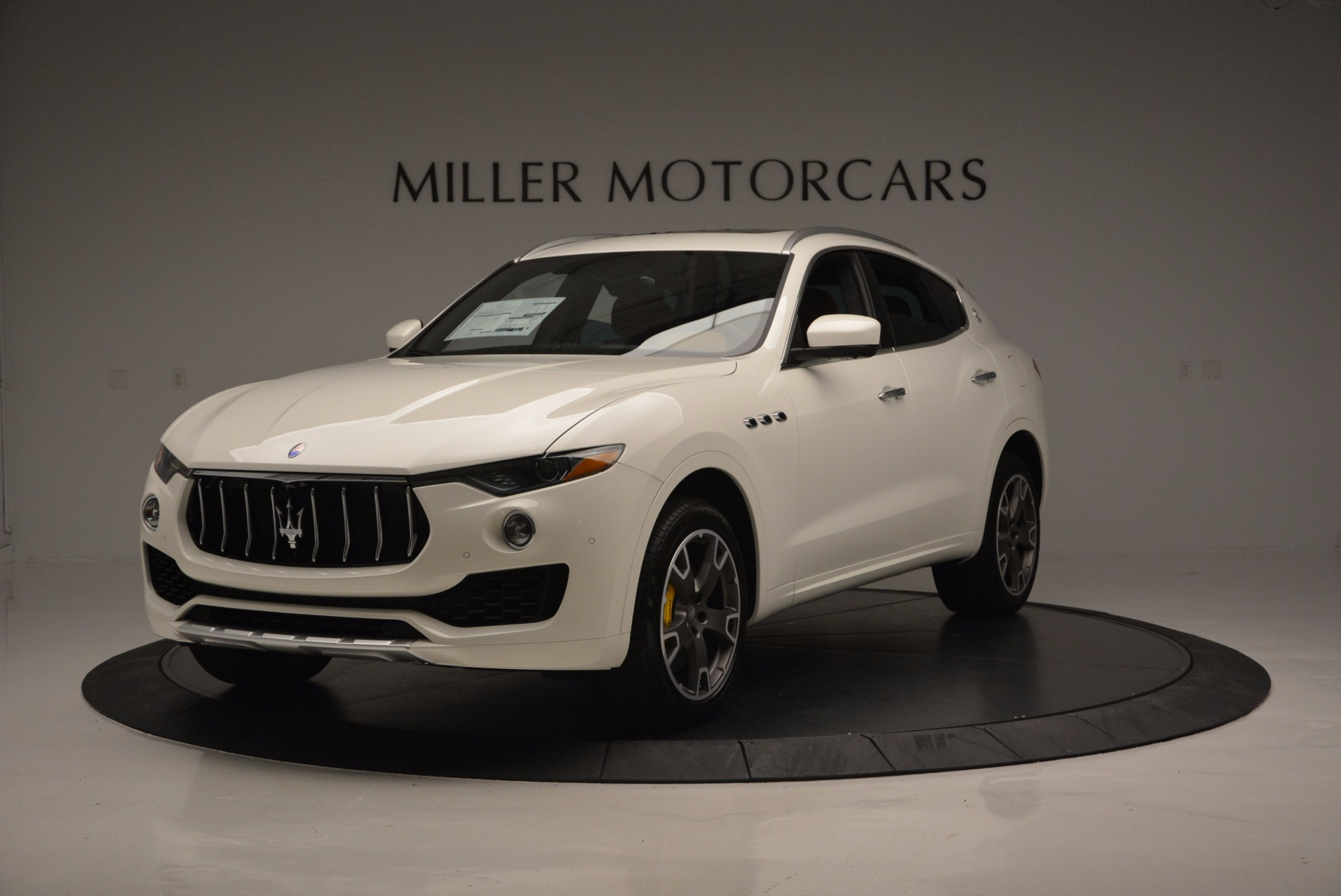 New 2017 Maserati Levante S Q4 for sale Sold at Maserati of Greenwich in Greenwich CT 06830 1