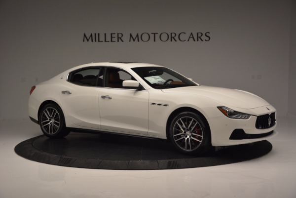 Used 2017 Maserati Ghibli S Q4 Ex-Loaner for sale Sold at Maserati of Greenwich in Greenwich CT 06830 10