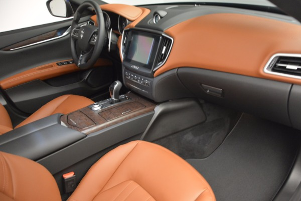 Used 2017 Maserati Ghibli S Q4 Ex-Loaner for sale Sold at Maserati of Greenwich in Greenwich CT 06830 14