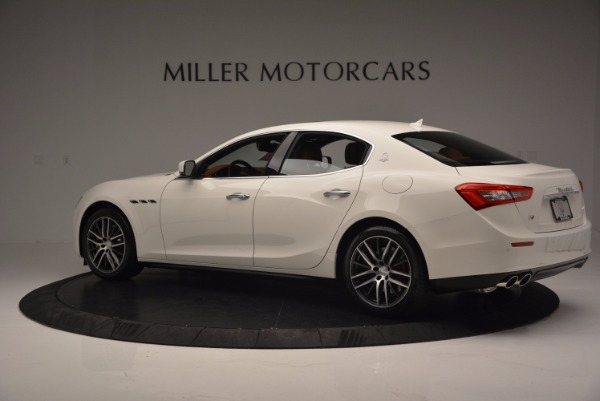 Used 2017 Maserati Ghibli S Q4 Ex-Loaner for sale Sold at Maserati of Greenwich in Greenwich CT 06830 4