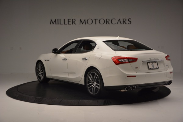 Used 2017 Maserati Ghibli S Q4 Ex-Loaner for sale Sold at Maserati of Greenwich in Greenwich CT 06830 5