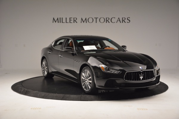 Used 2017 Maserati Ghibli SQ4 S Q4 Ex-Loaner for sale Sold at Maserati of Greenwich in Greenwich CT 06830 11