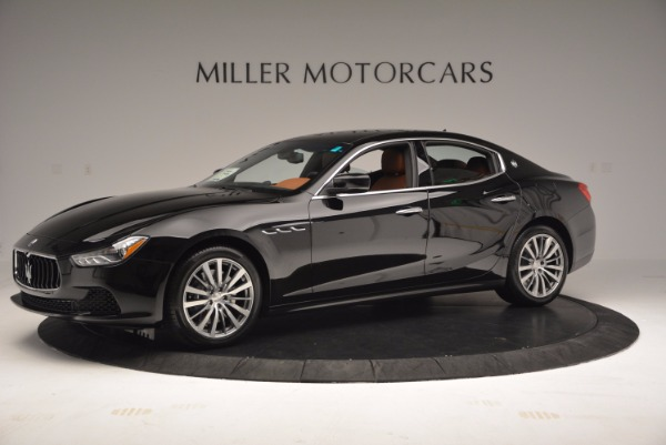 Used 2017 Maserati Ghibli SQ4 S Q4 Ex-Loaner for sale Sold at Maserati of Greenwich in Greenwich CT 06830 2