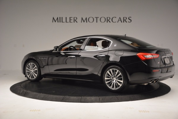 Used 2017 Maserati Ghibli SQ4 S Q4 Ex-Loaner for sale Sold at Maserati of Greenwich in Greenwich CT 06830 4