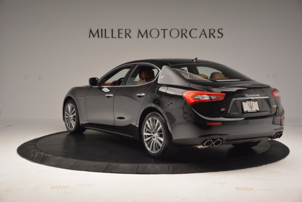 Used 2017 Maserati Ghibli SQ4 S Q4 Ex-Loaner for sale Sold at Maserati of Greenwich in Greenwich CT 06830 5