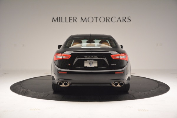 Used 2017 Maserati Ghibli SQ4 S Q4 Ex-Loaner for sale Sold at Maserati of Greenwich in Greenwich CT 06830 6