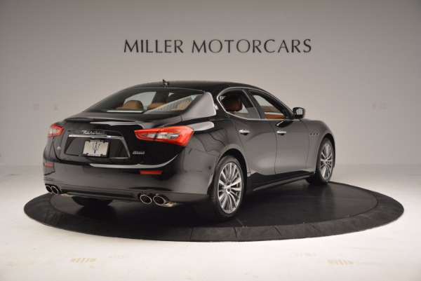Used 2017 Maserati Ghibli SQ4 S Q4 Ex-Loaner for sale Sold at Maserati of Greenwich in Greenwich CT 06830 7