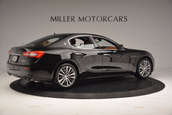 Used 2017 Maserati Ghibli SQ4 S Q4 Ex-Loaner for sale Sold at Maserati of Greenwich in Greenwich CT 06830 8