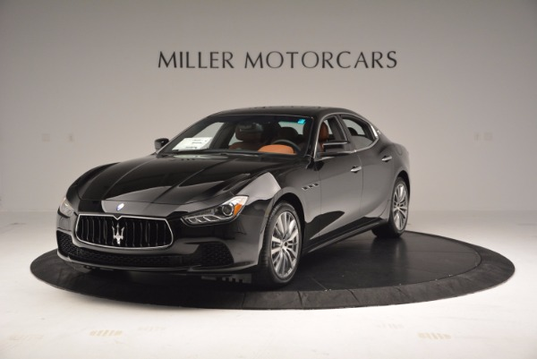 Used 2017 Maserati Ghibli SQ4 S Q4 Ex-Loaner for sale Sold at Maserati of Greenwich in Greenwich CT 06830 1