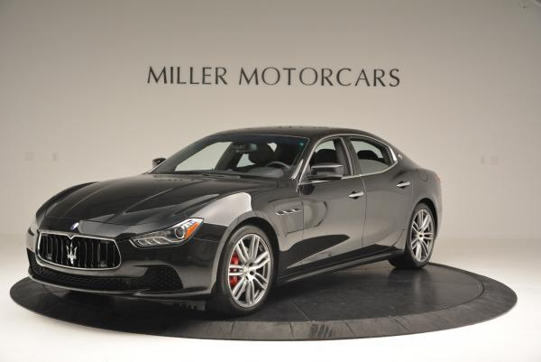 Used 2015 Maserati Ghibli S Q4 for sale Sold at Maserati of Greenwich in Greenwich CT 06830 25