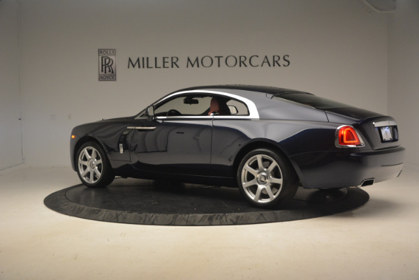 Used 2016 Rolls-Royce Wraith for sale Sold at Maserati of Greenwich in Greenwich CT 06830 4