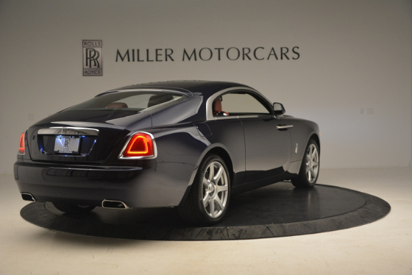 Used 2016 Rolls-Royce Wraith for sale Sold at Maserati of Greenwich in Greenwich CT 06830 8