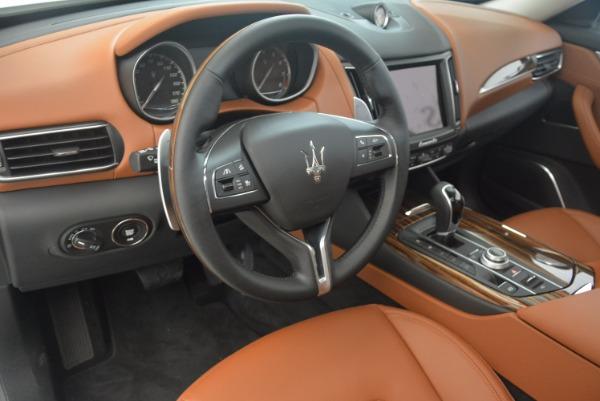 New 2017 Maserati Levante S for sale Sold at Maserati of Greenwich in Greenwich CT 06830 13