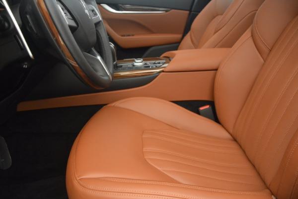 New 2017 Maserati Levante S for sale Sold at Maserati of Greenwich in Greenwich CT 06830 14