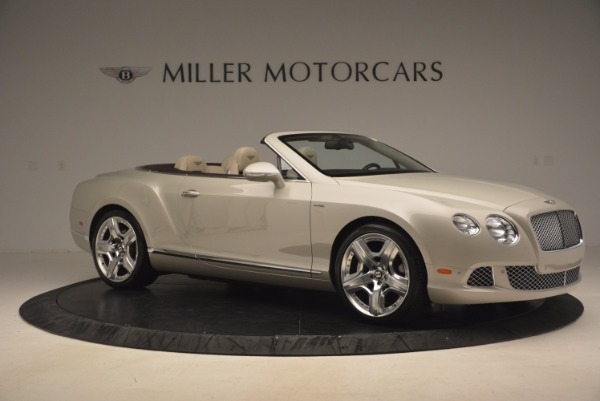 Used 2013 Bentley Continental GT for sale Sold at Maserati of Greenwich in Greenwich CT 06830 10