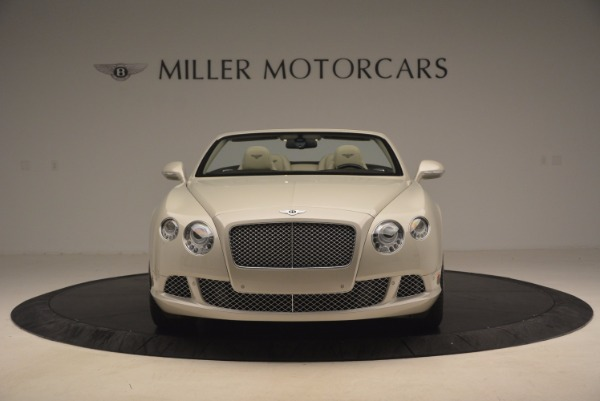 Used 2013 Bentley Continental GT for sale Sold at Maserati of Greenwich in Greenwich CT 06830 12