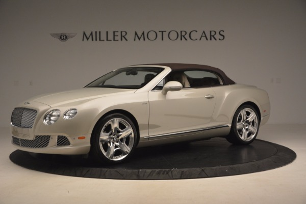 Used 2013 Bentley Continental GT for sale Sold at Maserati of Greenwich in Greenwich CT 06830 14