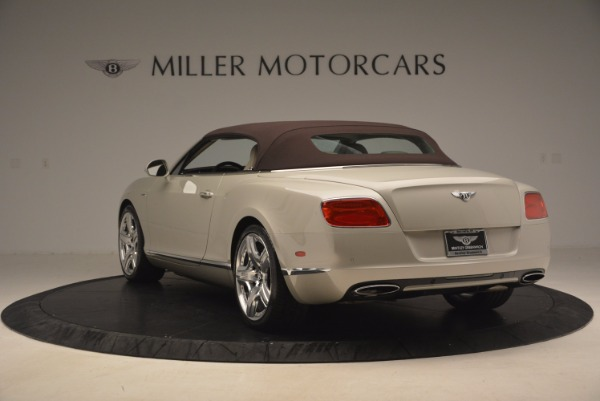 Used 2013 Bentley Continental GT for sale Sold at Maserati of Greenwich in Greenwich CT 06830 17