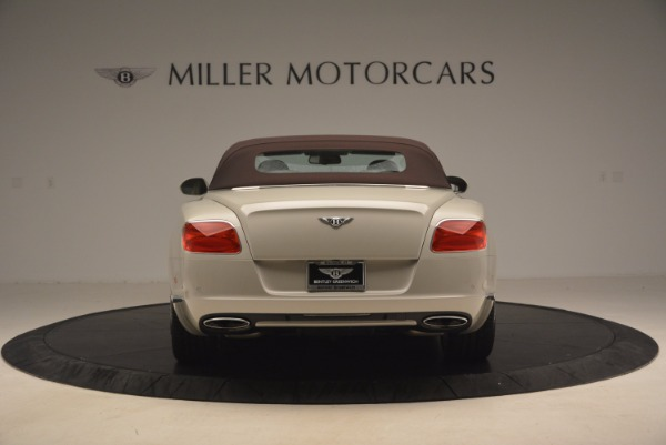 Used 2013 Bentley Continental GT for sale Sold at Maserati of Greenwich in Greenwich CT 06830 18