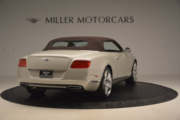 Used 2013 Bentley Continental GT for sale Sold at Maserati of Greenwich in Greenwich CT 06830 19