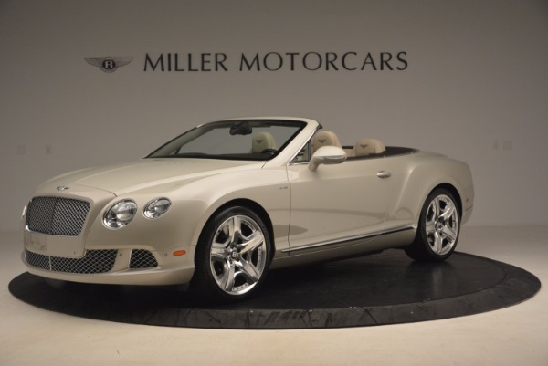 Used 2013 Bentley Continental GT for sale Sold at Maserati of Greenwich in Greenwich CT 06830 2