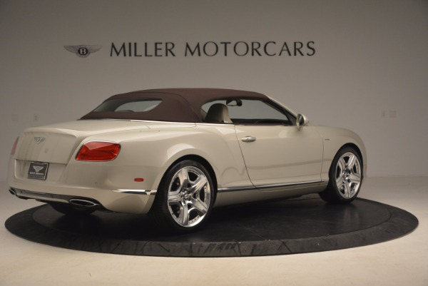 Used 2013 Bentley Continental GT for sale Sold at Maserati of Greenwich in Greenwich CT 06830 20