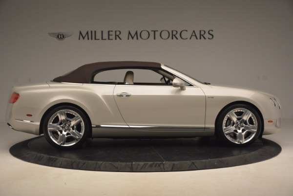 Used 2013 Bentley Continental GT for sale Sold at Maserati of Greenwich in Greenwich CT 06830 21