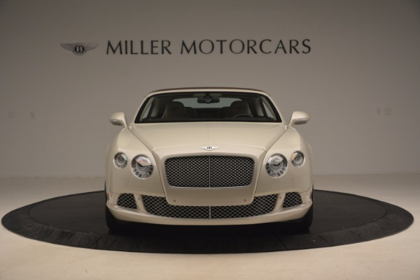 Used 2013 Bentley Continental GT for sale Sold at Maserati of Greenwich in Greenwich CT 06830 24