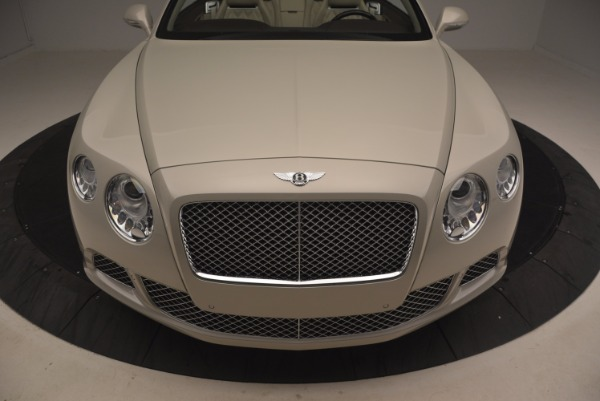 Used 2013 Bentley Continental GT for sale Sold at Maserati of Greenwich in Greenwich CT 06830 25