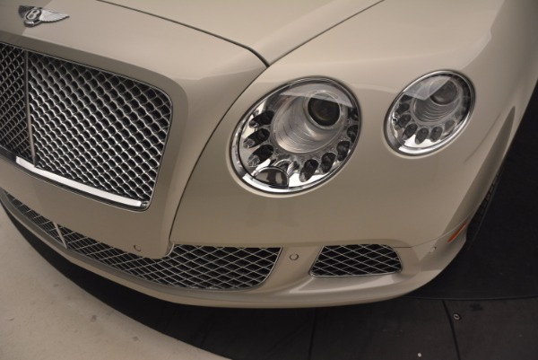 Used 2013 Bentley Continental GT for sale Sold at Maserati of Greenwich in Greenwich CT 06830 26