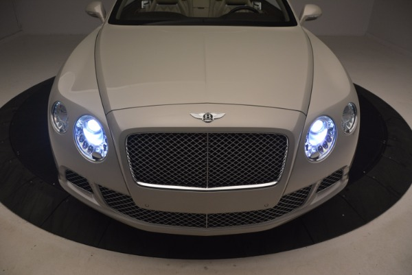 Used 2013 Bentley Continental GT for sale Sold at Maserati of Greenwich in Greenwich CT 06830 27