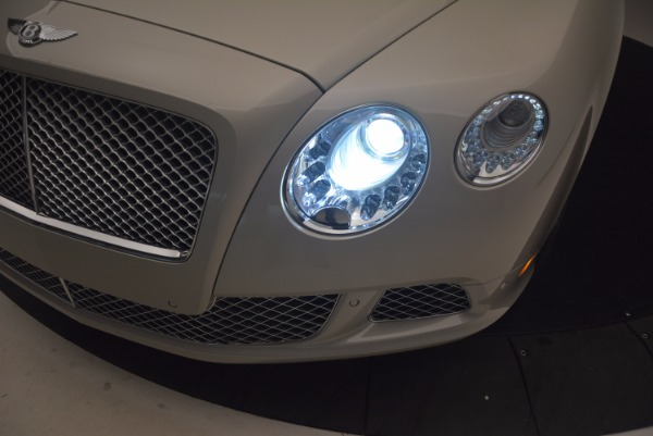 Used 2013 Bentley Continental GT for sale Sold at Maserati of Greenwich in Greenwich CT 06830 28
