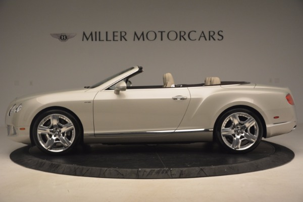 Used 2013 Bentley Continental GT for sale Sold at Maserati of Greenwich in Greenwich CT 06830 3