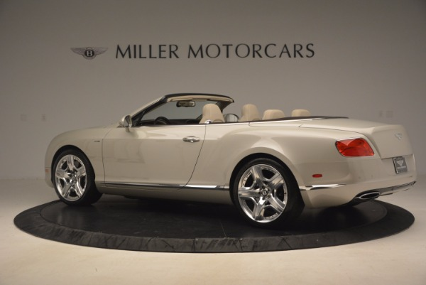 Used 2013 Bentley Continental GT for sale Sold at Maserati of Greenwich in Greenwich CT 06830 4