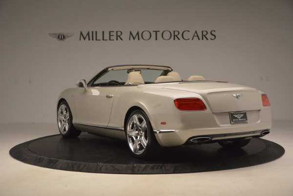 Used 2013 Bentley Continental GT for sale Sold at Maserati of Greenwich in Greenwich CT 06830 5