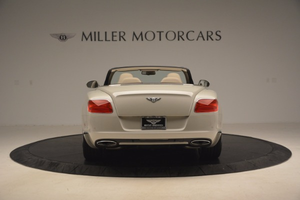 Used 2013 Bentley Continental GT for sale Sold at Maserati of Greenwich in Greenwich CT 06830 6