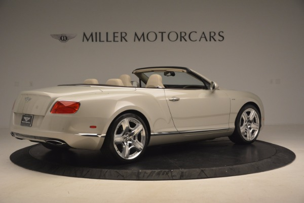 Used 2013 Bentley Continental GT for sale Sold at Maserati of Greenwich in Greenwich CT 06830 8