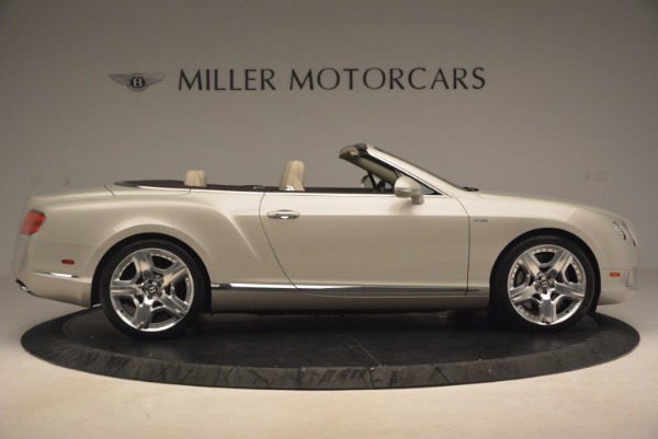 Used 2013 Bentley Continental GT for sale Sold at Maserati of Greenwich in Greenwich CT 06830 9