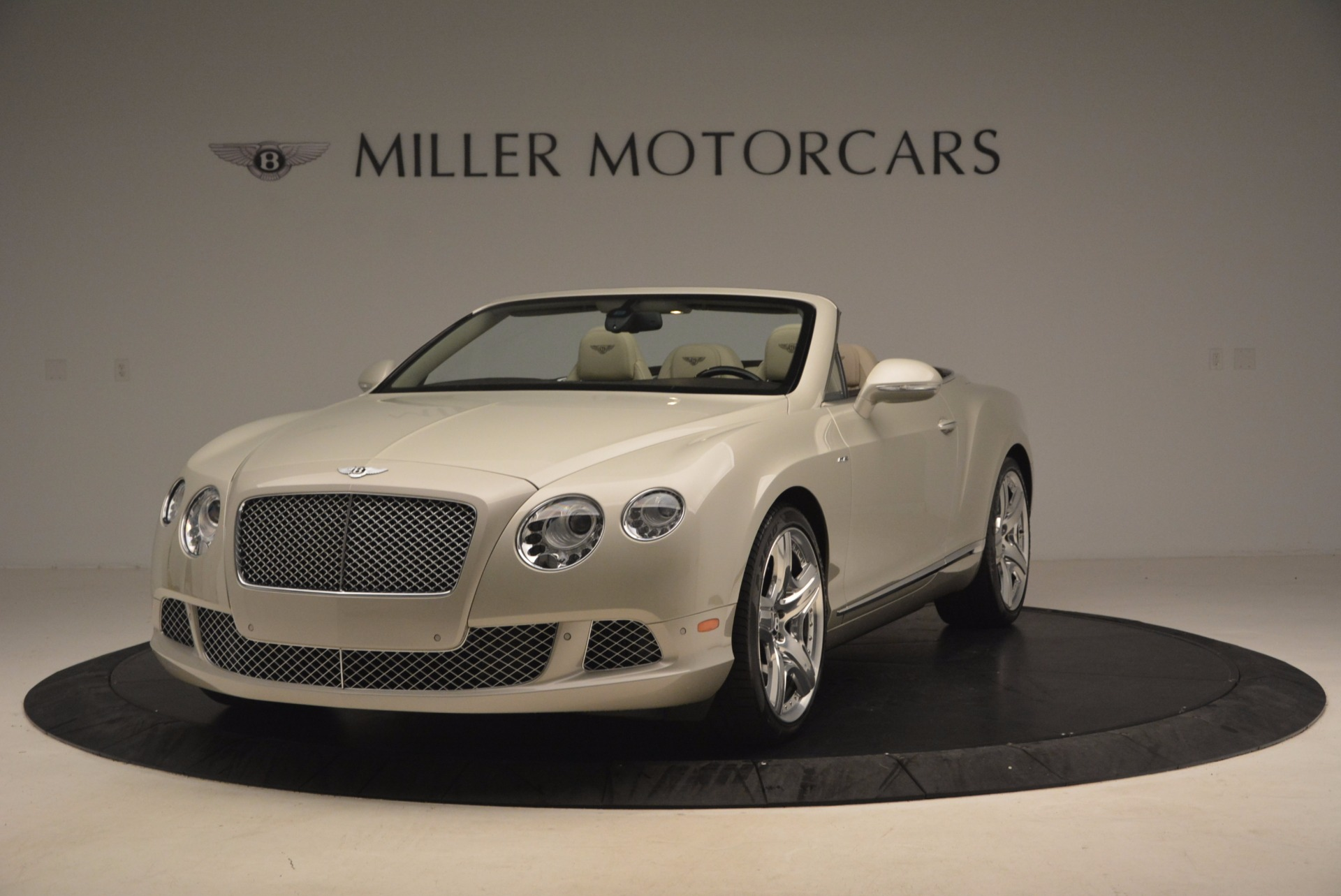 Used 2013 Bentley Continental GT for sale Sold at Maserati of Greenwich in Greenwich CT 06830 1