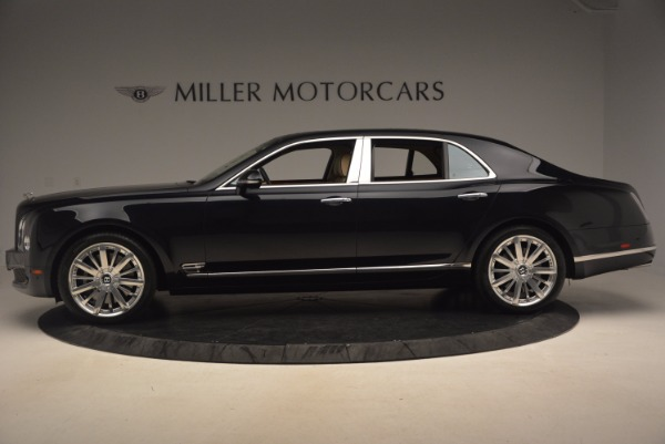 Used 2016 Bentley Mulsanne for sale Sold at Maserati of Greenwich in Greenwich CT 06830 3