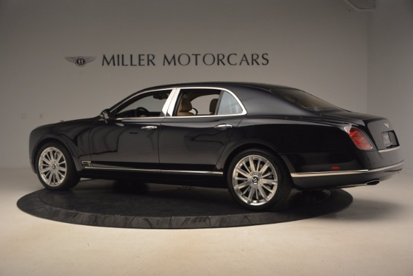 Used 2016 Bentley Mulsanne for sale Sold at Maserati of Greenwich in Greenwich CT 06830 4