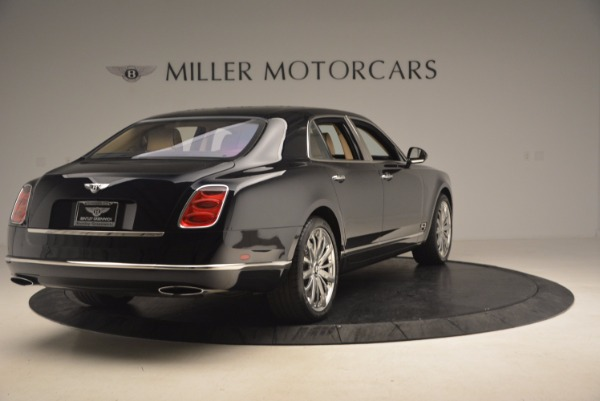 Used 2016 Bentley Mulsanne for sale Sold at Maserati of Greenwich in Greenwich CT 06830 7