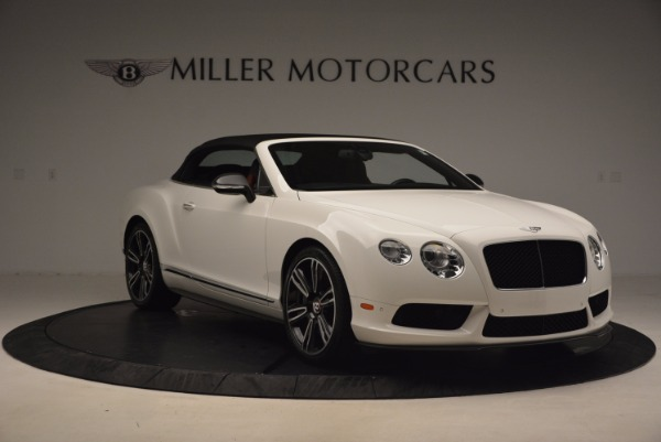 Used 2013 Bentley Continental GT V8 for sale Sold at Maserati of Greenwich in Greenwich CT 06830 24