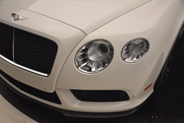 Used 2013 Bentley Continental GT V8 for sale Sold at Maserati of Greenwich in Greenwich CT 06830 27