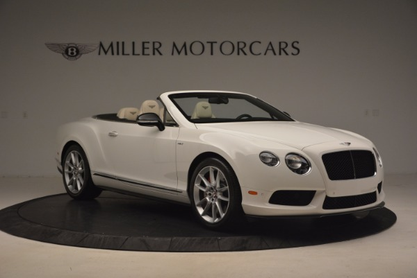 Used 2015 Bentley Continental GT V8 S for sale Sold at Maserati of Greenwich in Greenwich CT 06830 10