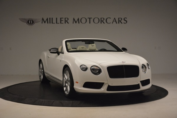 Used 2015 Bentley Continental GT V8 S for sale Sold at Maserati of Greenwich in Greenwich CT 06830 11