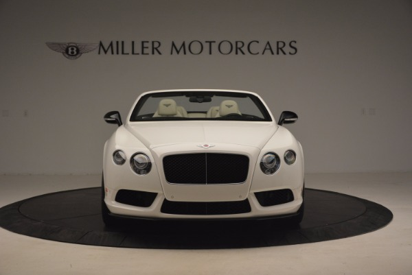 Used 2015 Bentley Continental GT V8 S for sale Sold at Maserati of Greenwich in Greenwich CT 06830 12